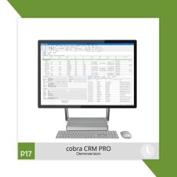 cobra CRM PRO - Demoversion